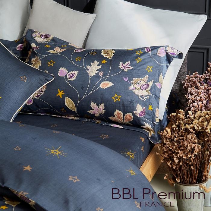 (複製)BBL Premium|【芬達希 Fantastic】100%棉.印花兩用被床包組(雙人)