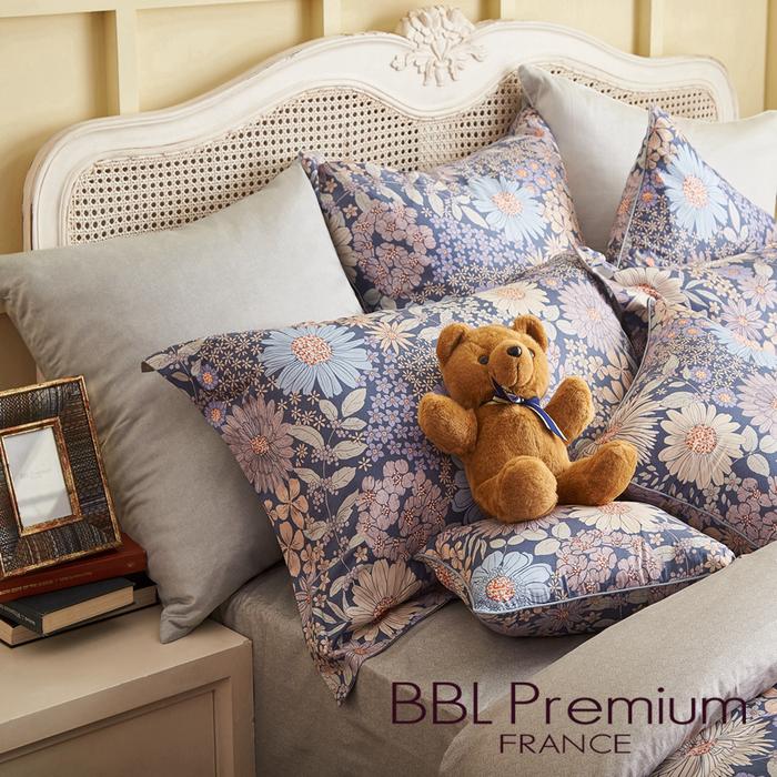 (複製)BBL Premium|【快樂迪斯可】100%棉.印花床包組(單人)