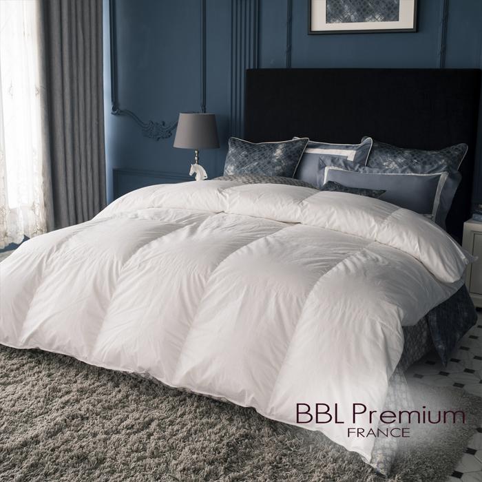 (複製)BBL Premium|CN9-JIS90/10內立羽絨冬被-銀灰(單人)