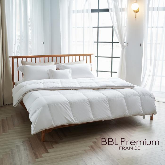 (複製)BBL Premium 湛品-JIS95/5雙層立體羽絨冬被(雙人)