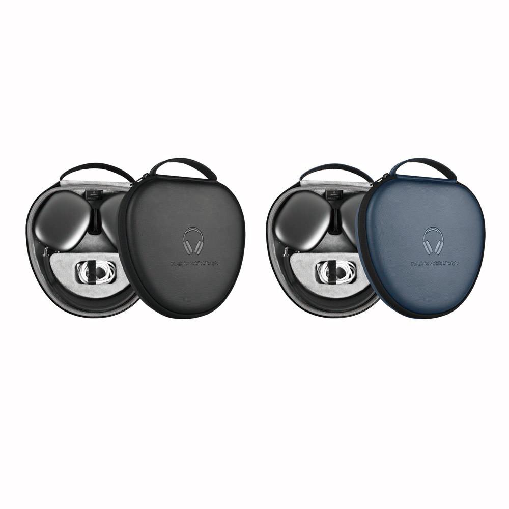 WiWU|超薄款智能休眠耳罩耳機收納包