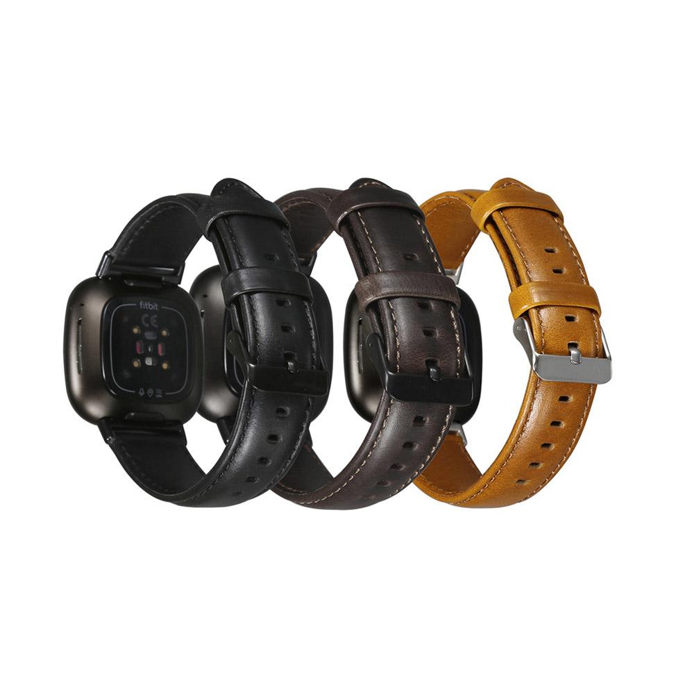 WiWU 經典皮革系列真皮錶帶 42/44MM