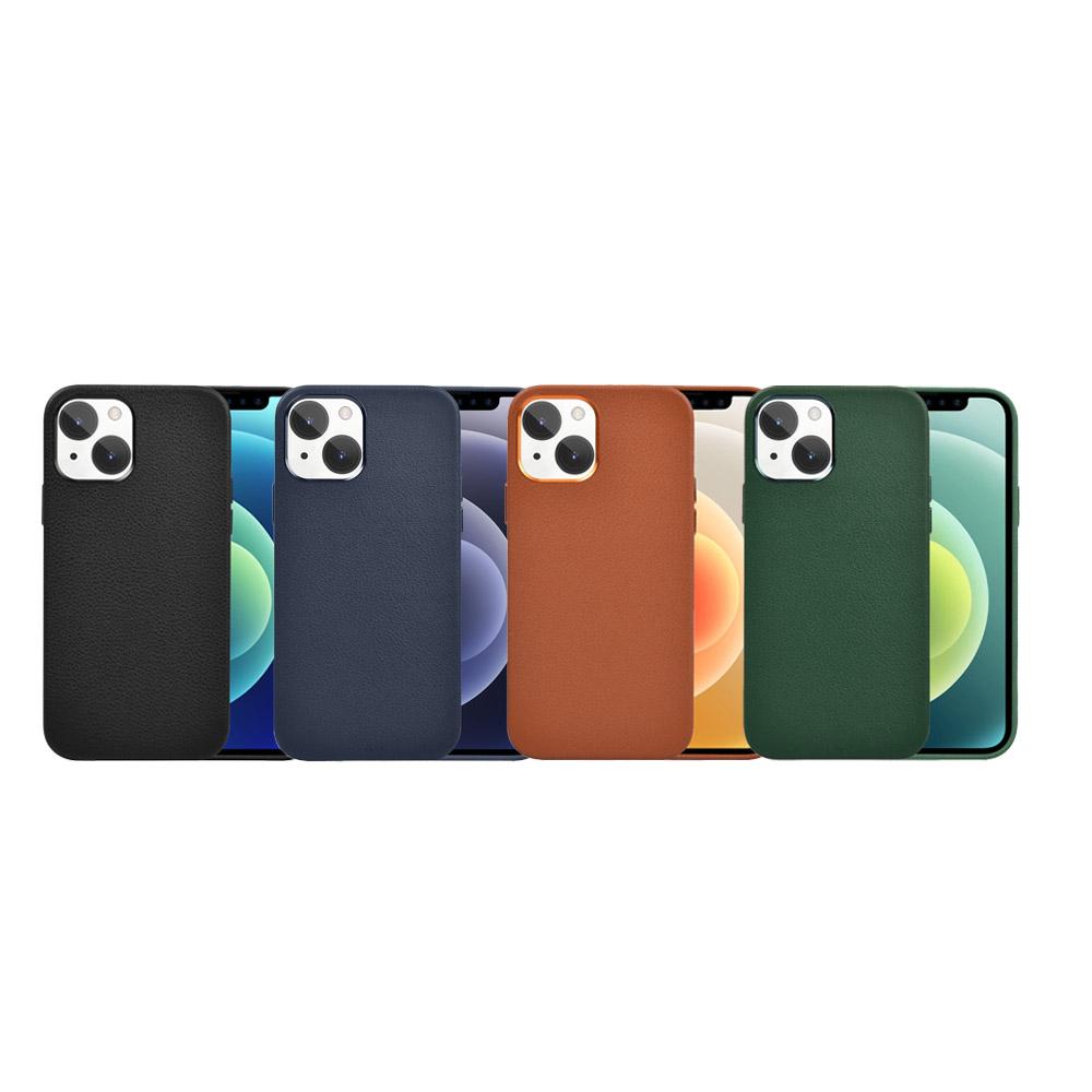 WiWU|真皮手機殼iPhone 13-6.1吋 四色