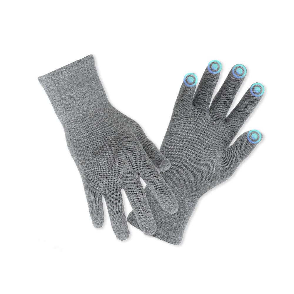 XCLUSIV|CLIMAXAG可立滅 抗菌觸控手套耐候銀