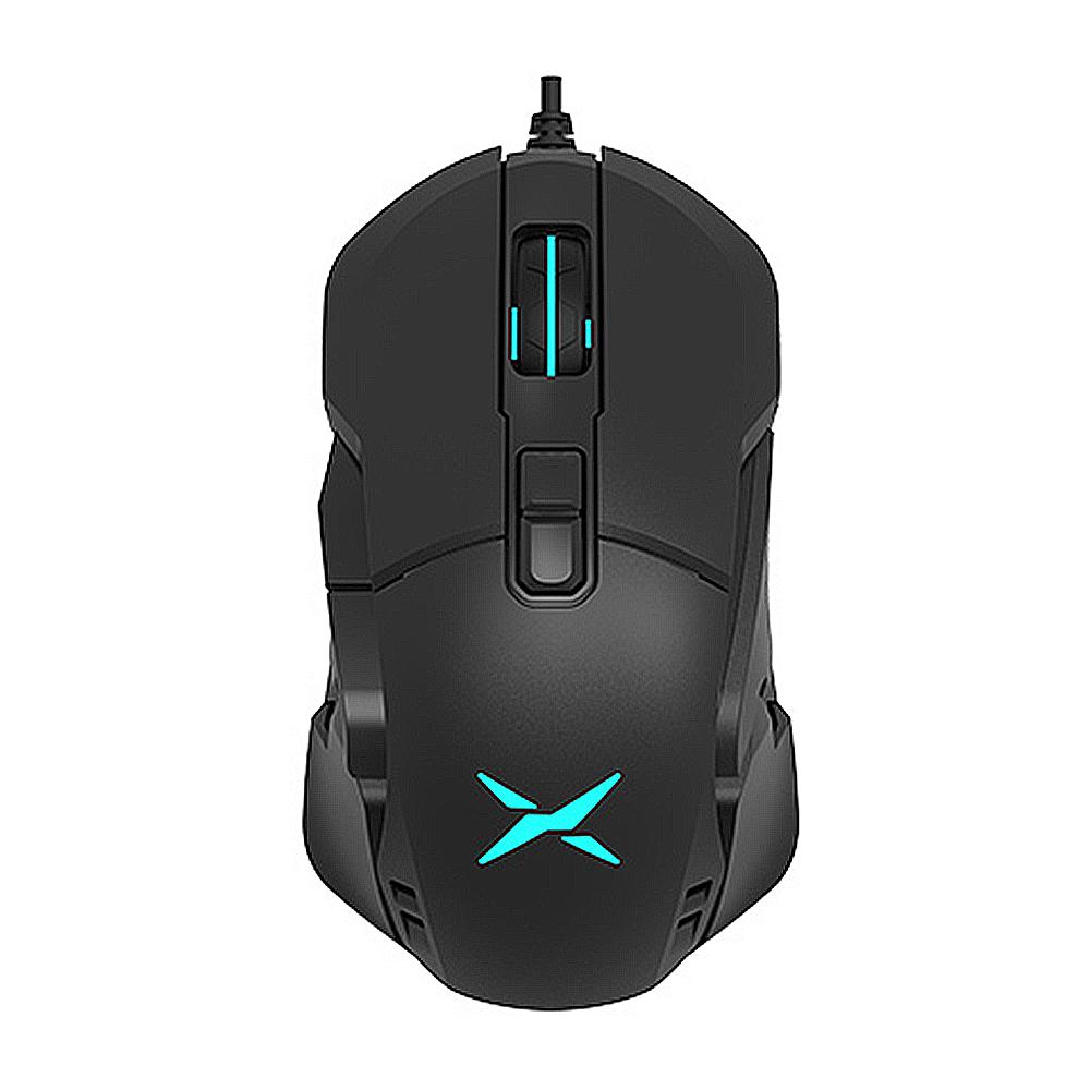 DeLUX|M629 有線電競滑鼠(PMW3327)