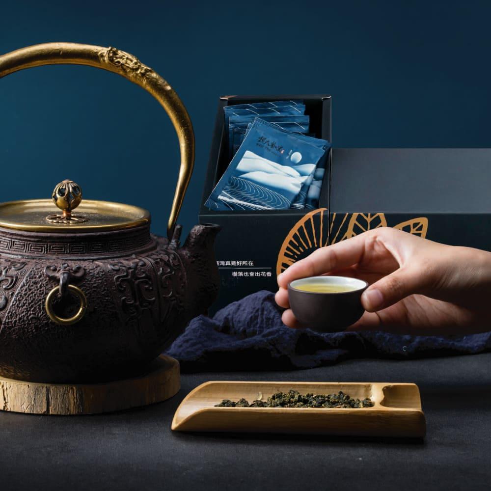 魏氏茶業 WEIS' TEA|清香高山茶包禮盒