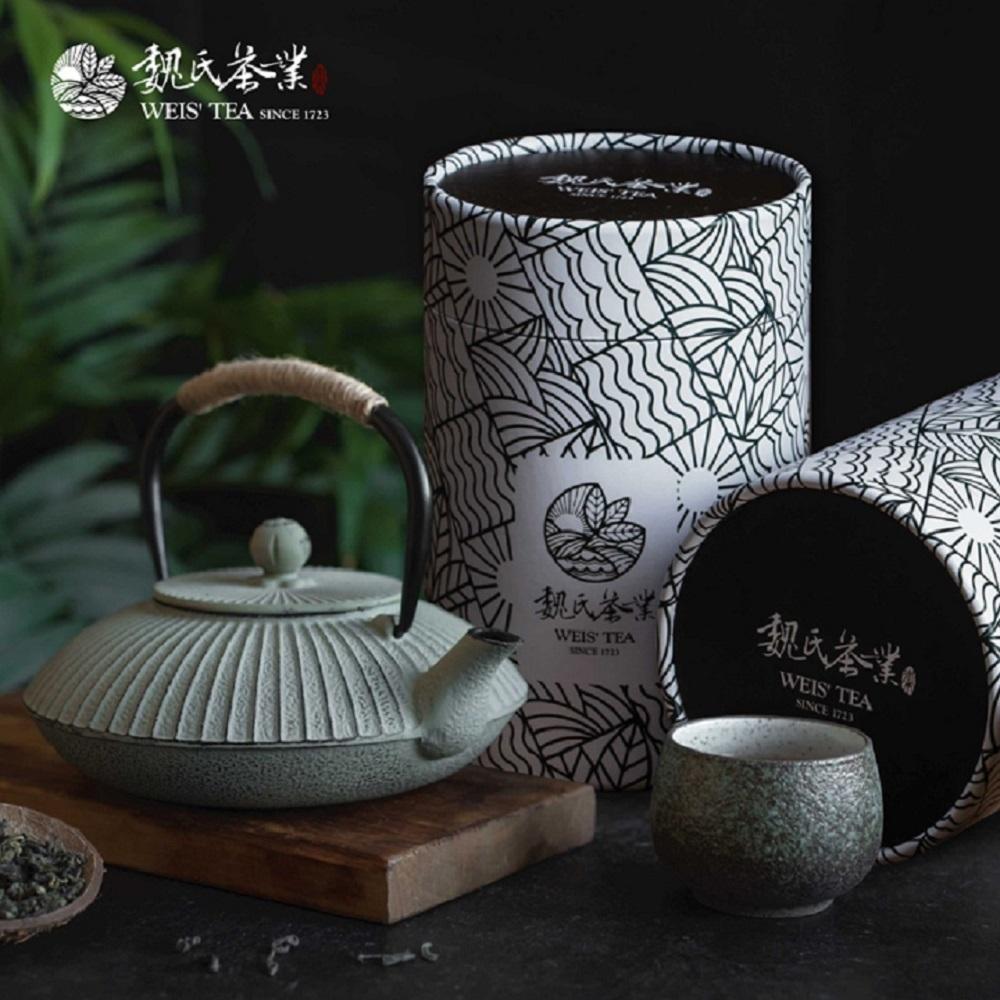 魏氏茶業 WEIS' TEA|阿里山金萱烏龍茶 75克 / ALISHAN JIN XUAN OOLONG TEA
