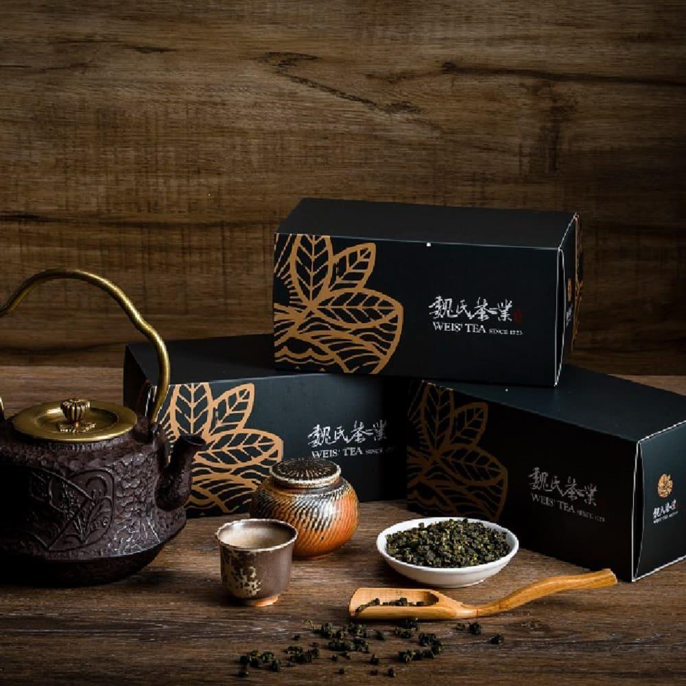魏氏茶業 WEIS' TEA|梨山茶 75克 / LISHAN TEA