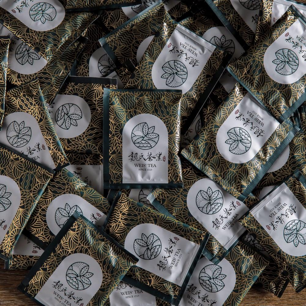 魏氏茶業 WEIS' TEA 碳焙高山茶包禮盒
