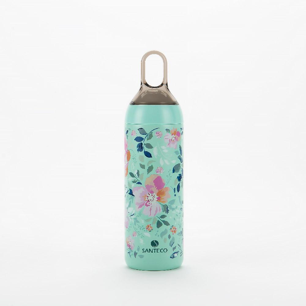 SANTENCO|YOGA ART 藝術系列保溫瓶500ml(花錦)