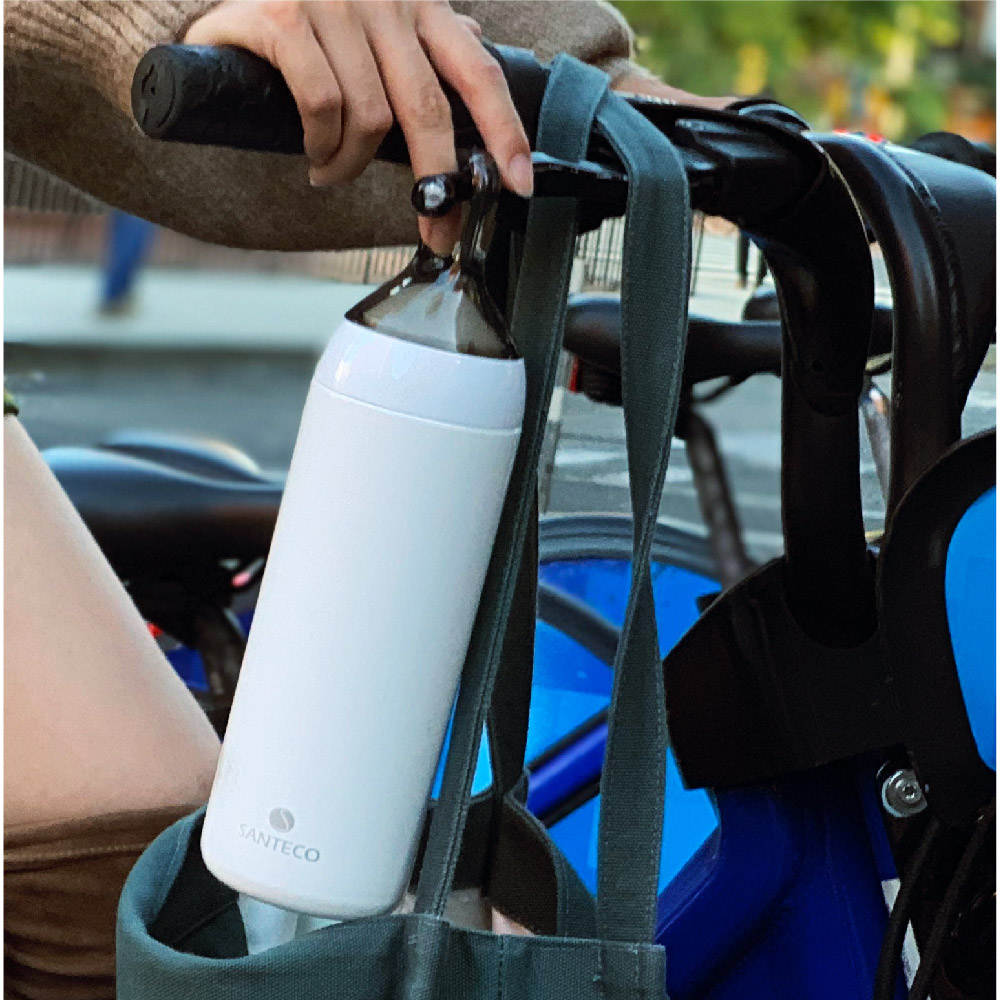 SANTENCO|YOGA 系列 保溫瓶 500ml (牛奶白)