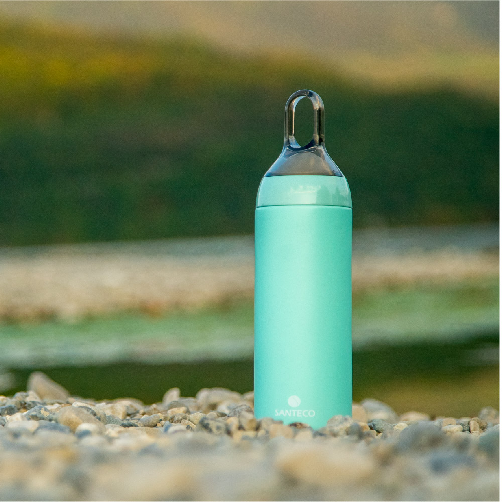 SANTECO|YOGA 系列 保溫瓶 500ml (薄荷綠)