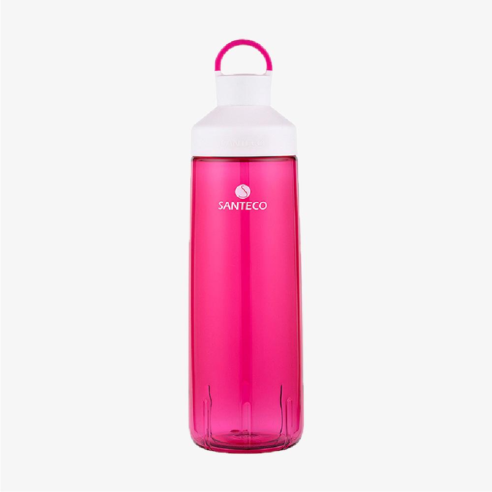 SANTENCO|OCEAN TRITAN 單層冷水瓶 946ml (莓果紅)