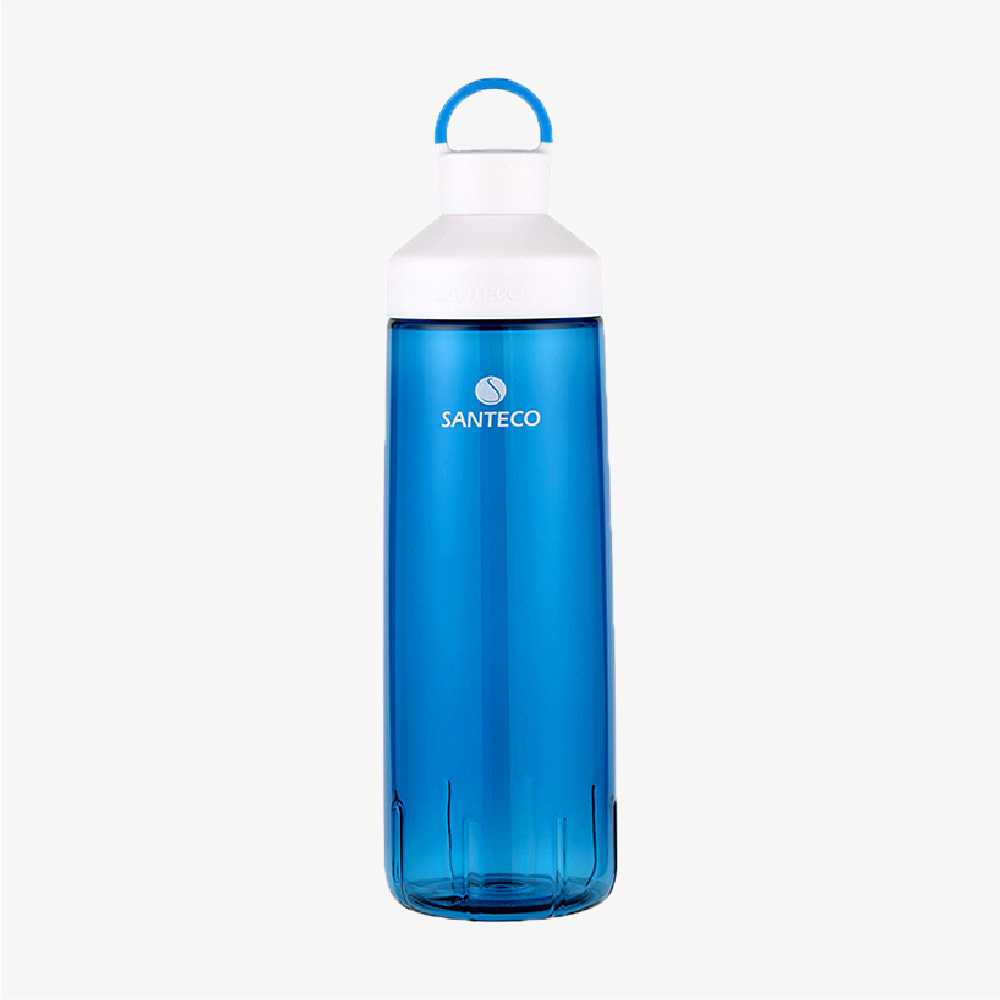 SANTENCO|OCEAN TRITAN 單層冷水瓶 946ml (海灣藍)