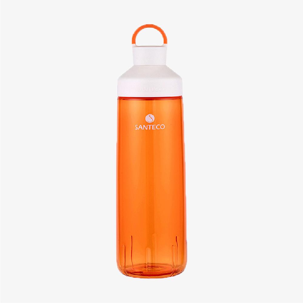 SANTENCO|OCEAN TRITAN 單層冷水瓶 946ml (琥珀橙)