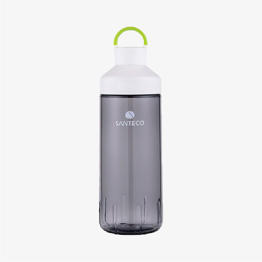 SANTENCO|OCEAN TRITAN 單層冷水瓶 710ml 1+1組合 (暴風灰)