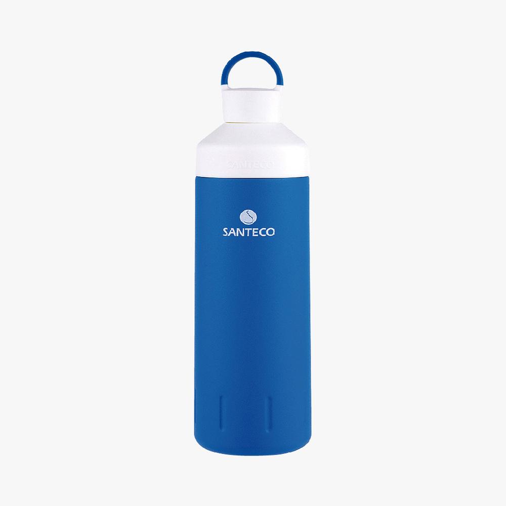 SANTECO OCEAN 保溫瓶系列 590ml(海灣藍)