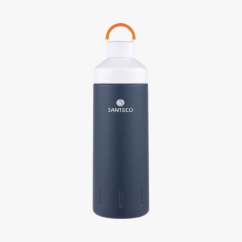 SANTECO|OCEAN 保溫瓶系列 590ml(暴風灰)