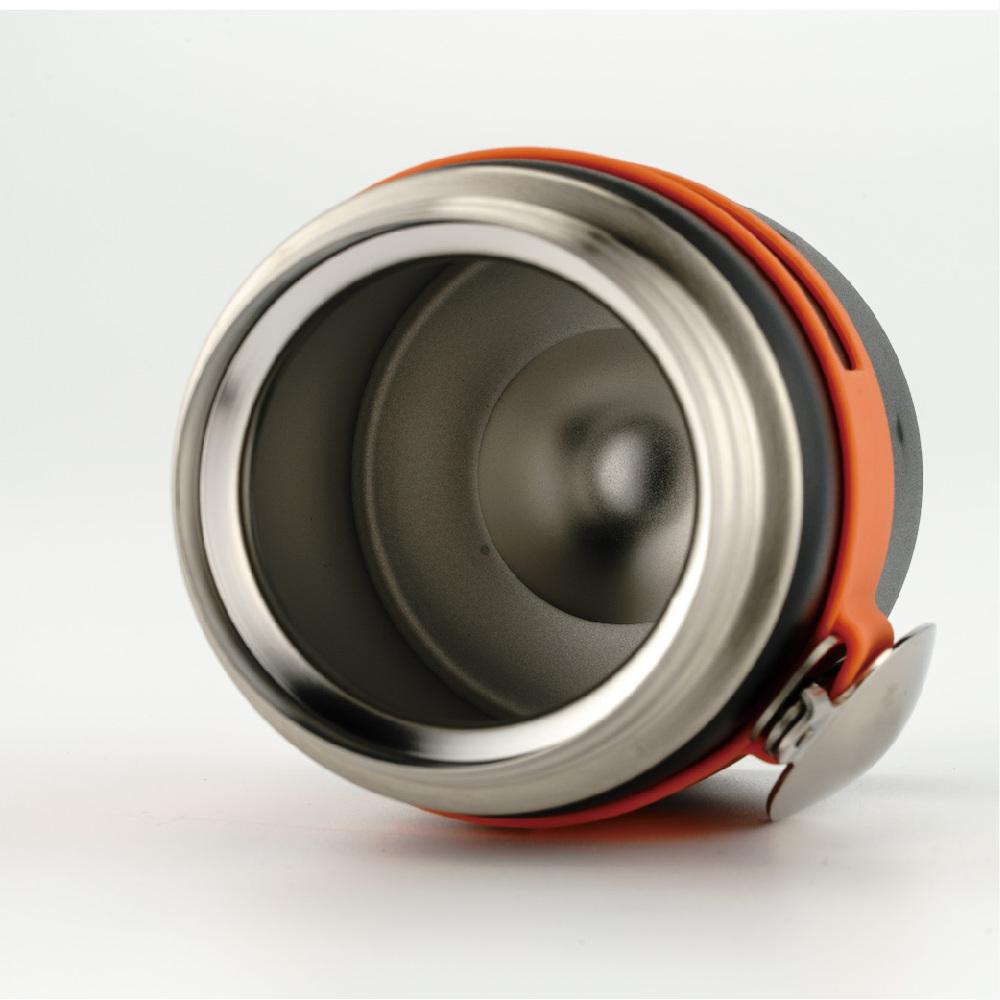 SANTENCO|KOGE 燜燒罐附摺叠湯匙 500ml (碳黑)
