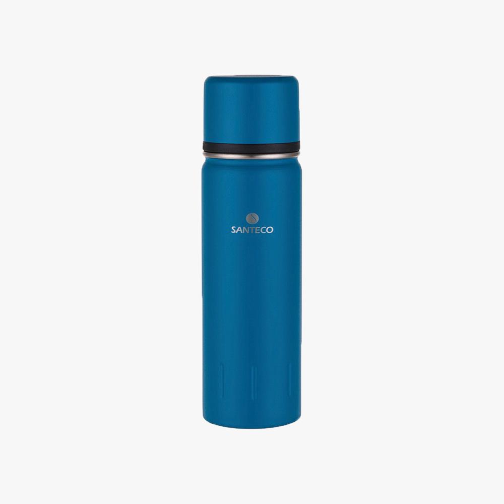 SANTENCO KOLIMA  大容量雙層真空保溫瓶 1000ml(海灣藍)
