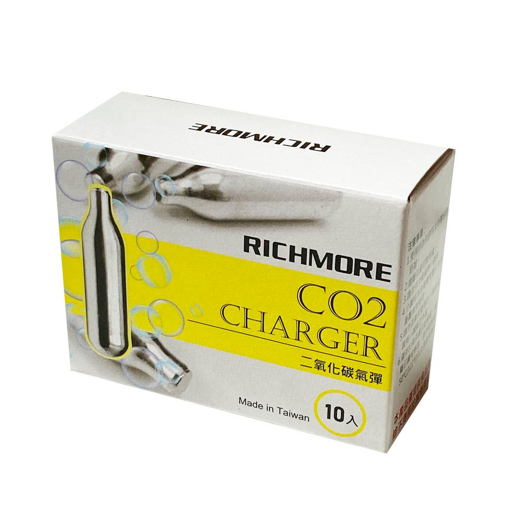 RICHMORE RichSoda氣泡水隨手瓶-CO2迷你氣彈(10顆)x5盒