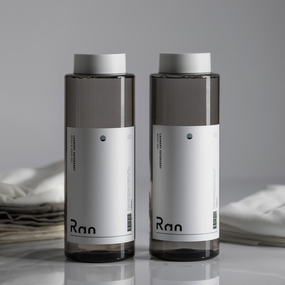 Ran 冉|002 經典衣物洗衣精 雪松-1000ml