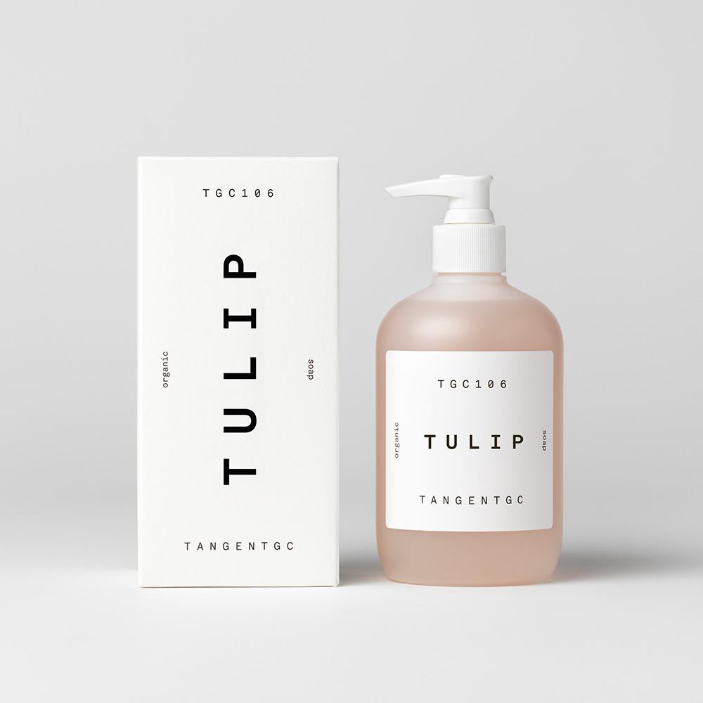 TANGENTGC|TGC106《郁香迷身》洗手沐浴乳Tulip Organic Soap