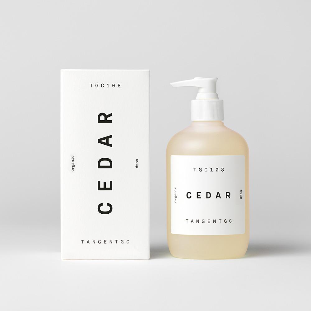 TANGENTGC TGC108《幸見雪松》洗手沐浴乳 Cedar Organic Soap
