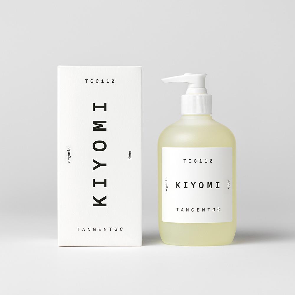 TANGENTGC|TGC110《幸會甜橙》洗手沐浴乳 Kiyomi Organic Soap
