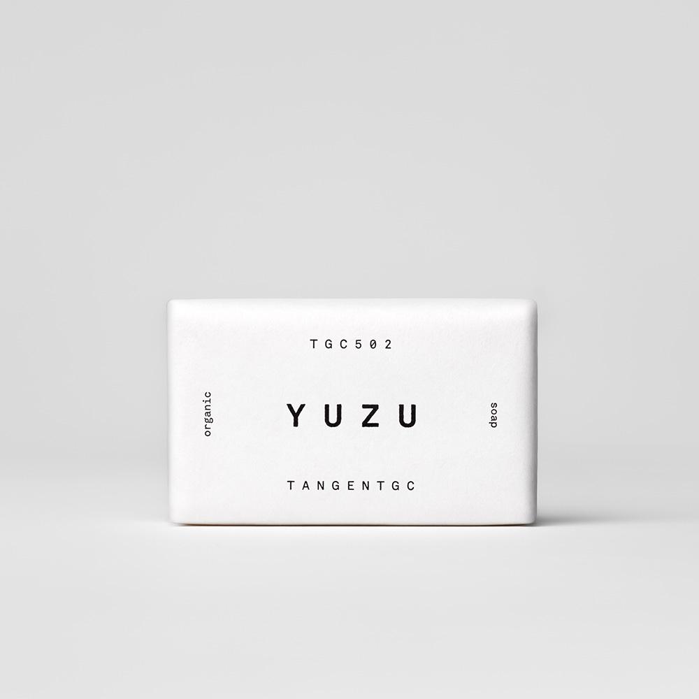 TANGENTGC TGC502《柚然澄身》香氛皂 Yuzu Organic Soap Bar