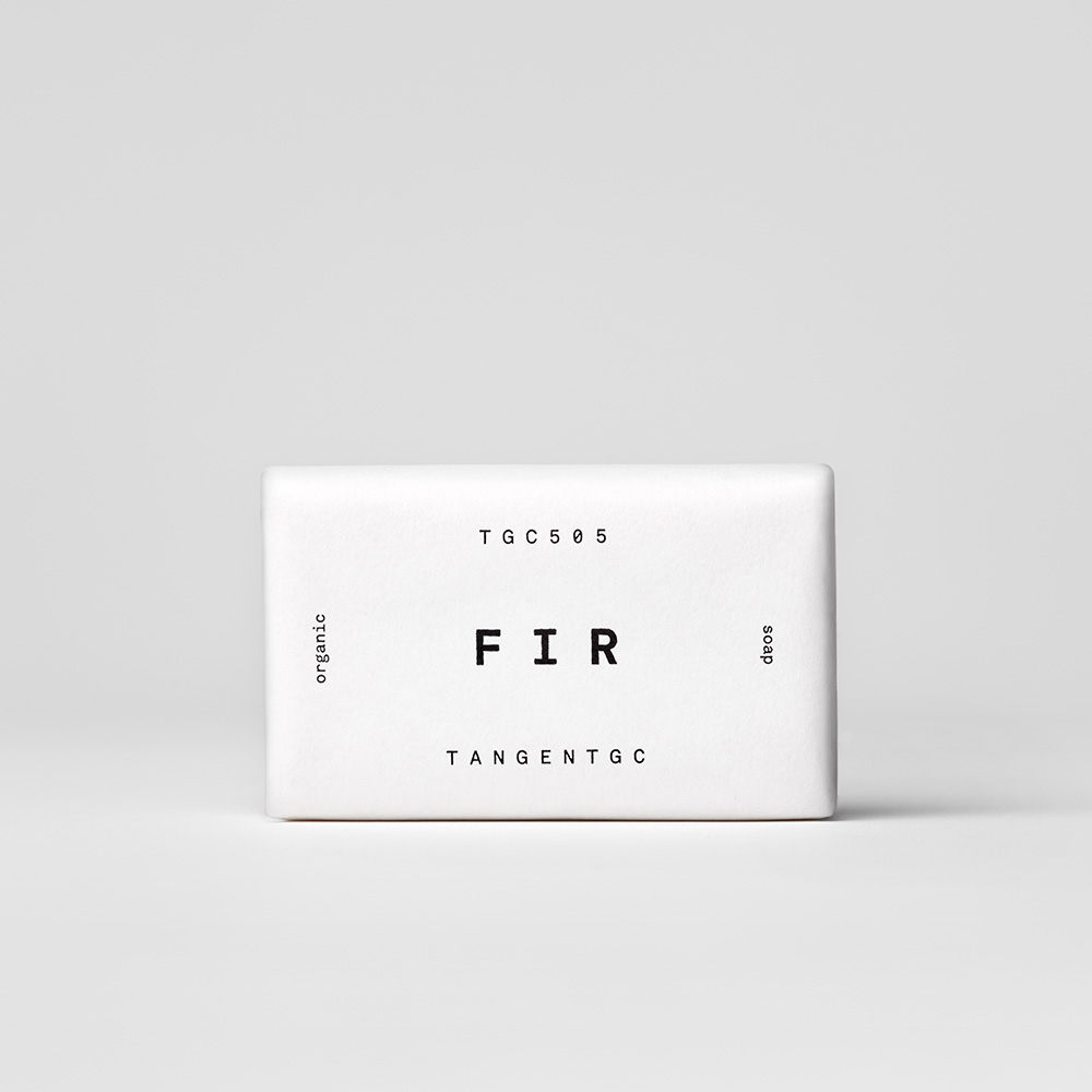 TANGENTGC|TGC505《杉林沁身》香氛皂 Fir Organic Soap Bar