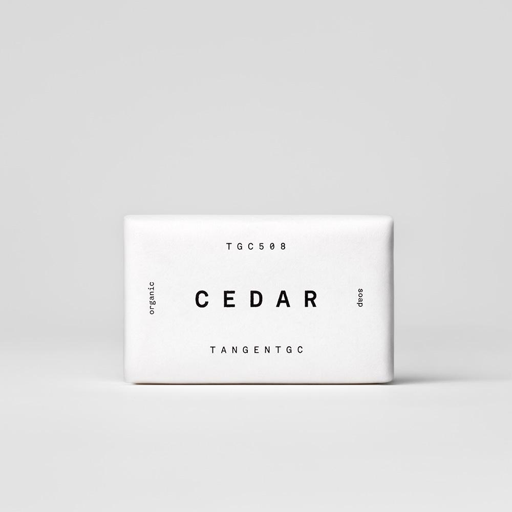 TANGENTGC|TGC508《幸見雪松》香氛皂 Cedar Organic Soap Bar