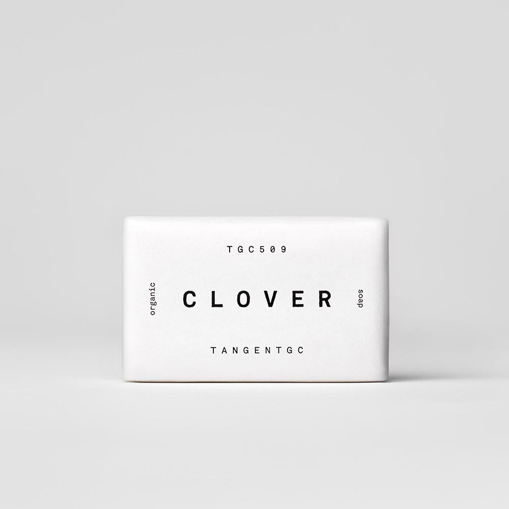 TANGENTGC|TGC509《幸運四葉》香氛皂 Clover Organic Soap Bar
