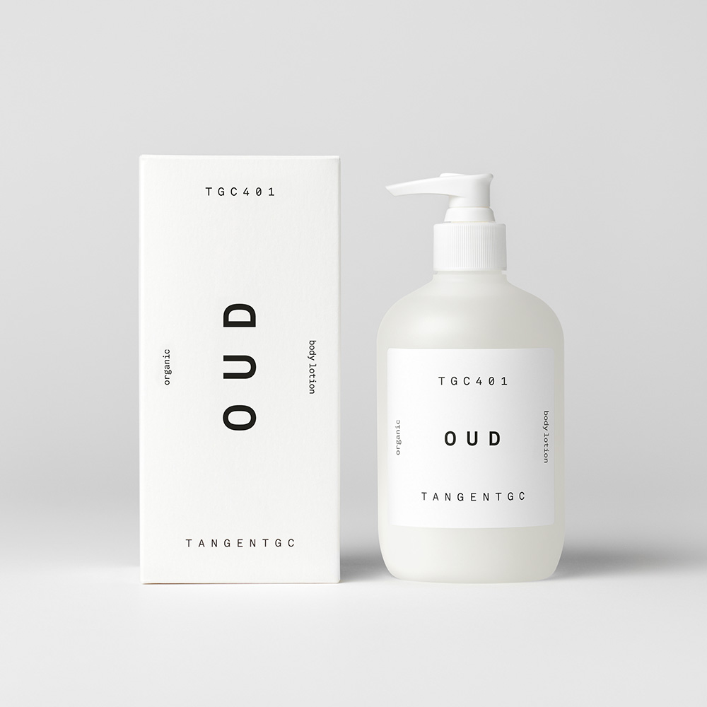 TANGENTGC TGC401《木沉悟身》身體乳液 Oud Organic Body Lotion
