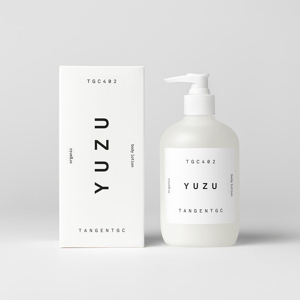 TANGENTGC TGC402《柚然澄身》身體乳液 Yuzu Organic Body Lotion