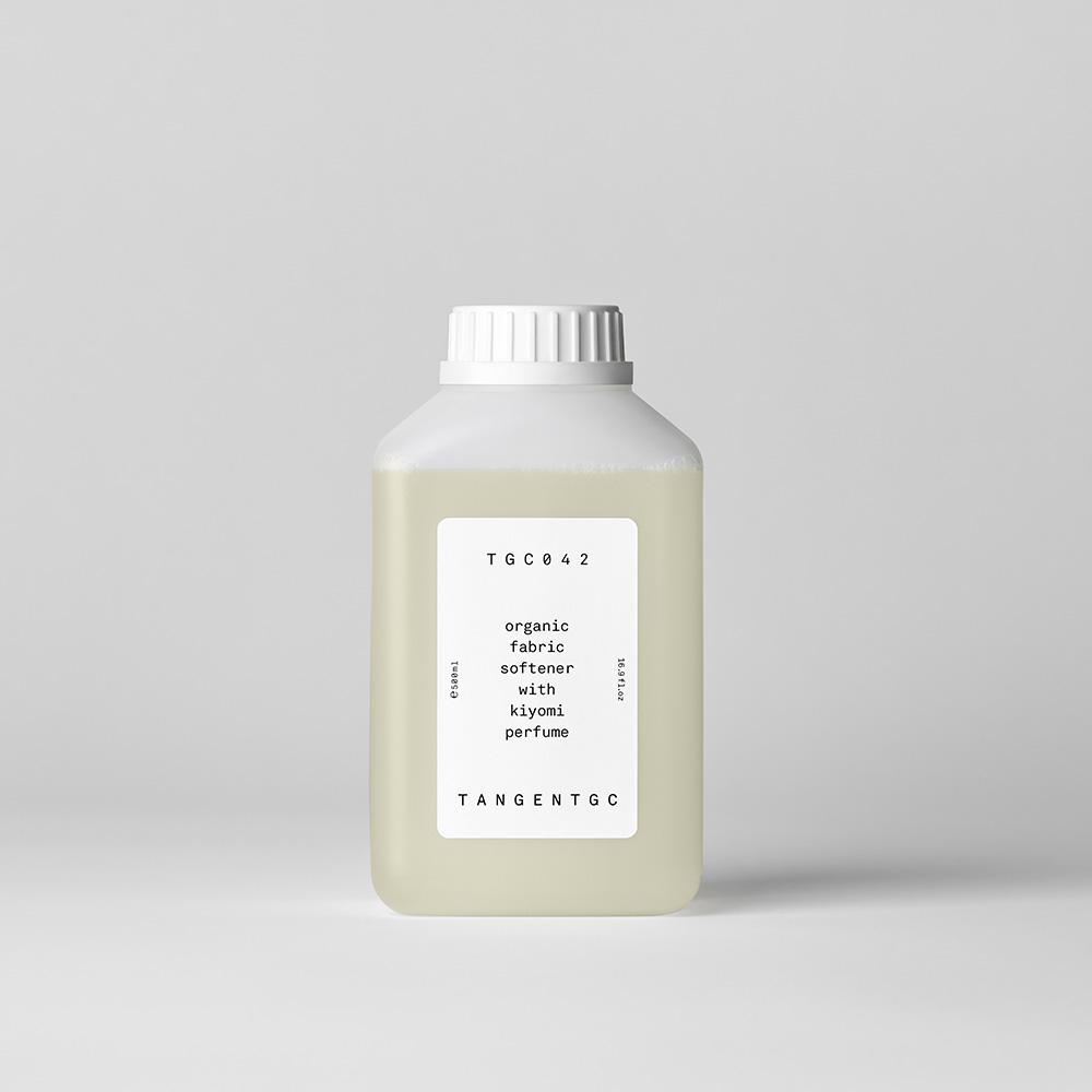 TANGENTGC|TGC042《柔心》衣物柔軟精 Fabric softener