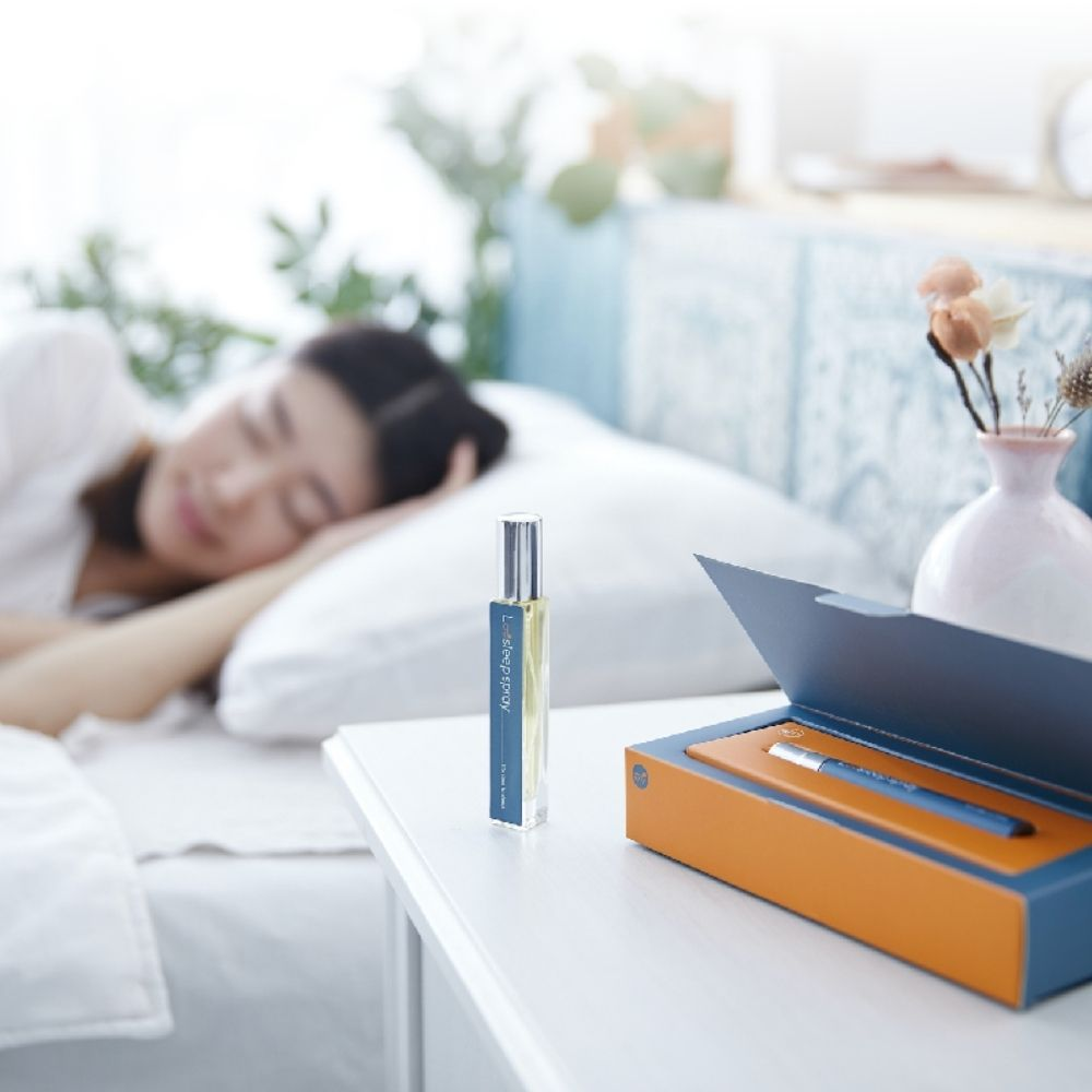 愛睡|睡過就忘 -用點香睡更甜 睡眠噴霧 (10ml)
